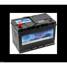Аккумулятор ISKRA ENERGY Asia  91 Ач, 740 А (591401074), прямая полярность, нижний борт ²