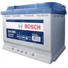 Аккумулятор BOSCH S4 Silver 60 Ач, 540 А (560408), обратная полярность ¹