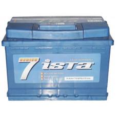 Аккумулятор ISTA 7 Series 80 Ач, 760 А, обратная полярность ¹
