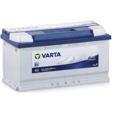 Аккумулятор VARTA Blue Dynamic 95 Ач, 800 А (595402080), обратная полярность ²