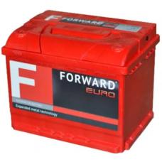 Аккумулятор FORWARD RED 60 Ач, 540 А, прямая полярность ¹