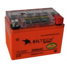 Аккумулятор SILTECH SILTEC GEL  12В 3 Ач, 50 А (YTR4A-BS) GEL, толстые клеммы ¹