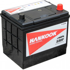 Аккумулятор HANKOOK Asia  70 Ач, 600 А (85D23L), обратная полярность, нижний борт ²