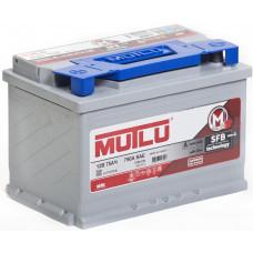 Аккумулятор MUTLU SFB M3 70 Ач, 720 А, прямая полярность ²