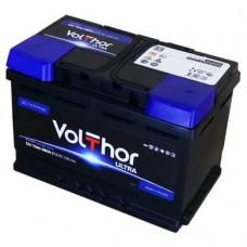 Аккумулятор VOLTHOR Ultra 74 Ач, 680 А, обратная полярность ¹