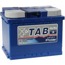 Аккумулятор TAB Polar 66 Ач, 620 А, прямая полярность ²