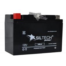 Аккумулятор SILTECH VRLA 12В 8 Ач, 130 А (YT7B-4), прямая полярность ¹