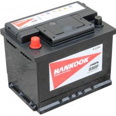 Аккумулятор HANKOOK  60 Ач, 480 А (56031), прямая полярность ²