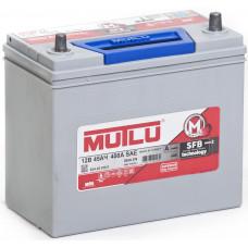 Аккумулятор MUTLU Asia SFB M2 45 Ач, 360 А (50(55)B24L), обратная полярность, тонкие клеммы ²
