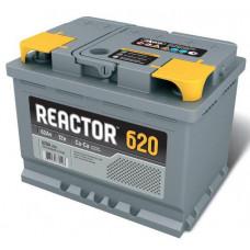 Аккумулятор REACTOR  62 Ач, 620 А, прямая полярность ⁵