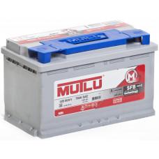 Аккумулятор MUTLU SFB M2 80 Ач, 740 А, обратная полярность ²