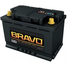 Аккумулятор BRAVO  74 Ач, 650 А, обратная полярность ⁵
