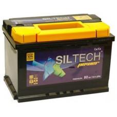 Аккумулятор SILTECH  80 Ач, 750 А, прямая полярность ¹
