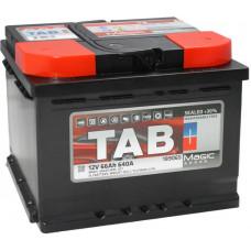 Аккумулятор TAB Magic 66 Ач, 640 А (56649), обратная полярность ²