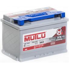 Аккумулятор MUTLU SFB M3 70 Ач, 720 А, обратная полярность ²