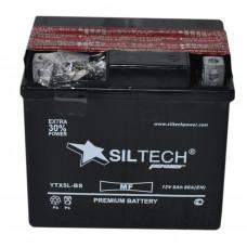 Аккумулятор SILTECH DC MF 12В 5 Ач, 80 А (YTX5L-BS) AGM, обратная полярность, сухо-заряженный, с электролитом ¹