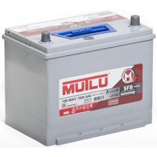 Аккумулятор MUTLU Asia SFB M3 80 Ач, 660 А (95D26FL), обратная полярность, нижний борт ²