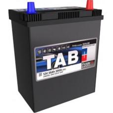 Аккумулятор TAB Asia Polar 35 Ач, 300 А, обратная полярность, тонкие клеммы ²