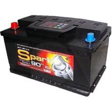 Аккумулятор SPARK  90 Ач, 750 А, прямая полярность ²