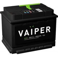 Аккумулятор VAIPER  60 Ач, 480 А, прямая полярность ⁵