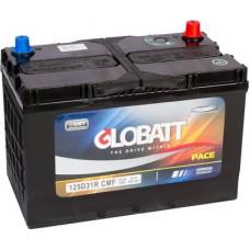Аккумулятор GLOBATT Asia  100 Ач, 950 А (125D31R), прямая полярность, нижний борт, АКЦИЯ ¹