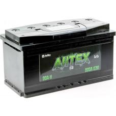 Аккумулятор АКТЕХ ЭКО 90 Ач, 800 А, обратная полярность ²