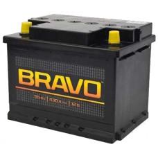 Аккумулятор BRAVO  55 Ач, 430 А, обратная полярность ⁵