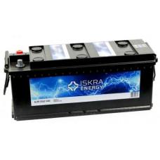 Аккумулятор ISKRA ENERGY  135 Ач, 1000 А (635052100), европейская полярность, конусные клеммы ²