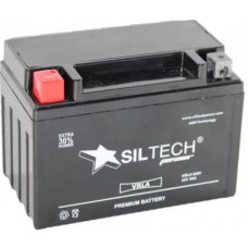 Аккумулятор SILTECH VRLA 12В 9 Ач, 150 А (YTX9-BS), прямая полярность ¹