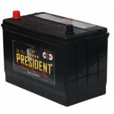 Аккумулятор SUPER PRESIDENT  55 Ач, 550 А (85R-550), прямая полярность ¹