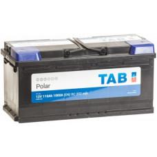 Аккумулятор TAB POLAR 110 Ач, 1000 А (117210), обратная полярность ²