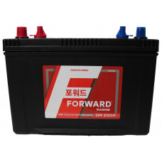 Аккумулятор FORWARD MARINE 92 Ач, 640 А (DCM27SMF), глубокого разряда ¹