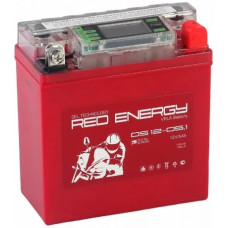 Аккумулятор RED ENERGY DS 12В 5 Ач, 50 А (DS 1205.1), обратная полярность ⁶
