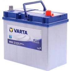 Аккумулятор VARTA Asia Blue Dynamic 45 Ач, 330 А (545155033), обратная полярность, тонкие клеммы ²
