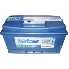 Аккумулятор ISTA 7 Series 100 Ач, 850 А, обратная полярность ¹