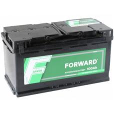 Аккумулятор FORWARD Green 100 Ач, 900 А, обратная полярность ¹