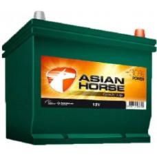 Аккумулятор ASIAN HORSE Asia  45 Ач, 430 А, обратная полярность, тонкие клеммы, нижний борт ²