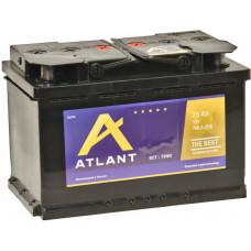 Аккумулятор ATLANT  75 Ач, 700 А, прямая полярность ¹