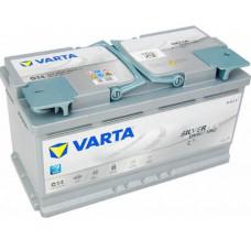 Аккумулятор VARTA Silver Dynamic 95 Ач, 850 А AGM, обратная полярность ²