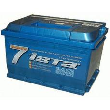 Аккумулятор ISTA 7 Series 71 Ач, 680 А, низкий, обратная полярность ¹
