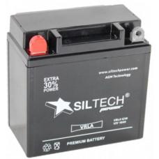 Аккумулятор SILTECH VRLA 12В 10 Ач, 140 А (12N9-3B), прямая полярность ¹