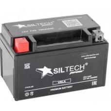 Аккумулятор SILTECH VRLA 12В 7 Ач, 100 А (YTX7A-BS), прямая полярность ¹