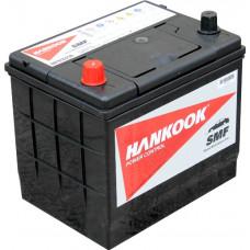 Аккумулятор HANKOOK Asia  72 Ач, 630 А (90D26L), обратная полярность, нижний борт ²